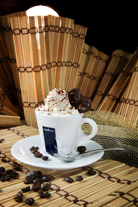Lavazza.. let your imagination play...
