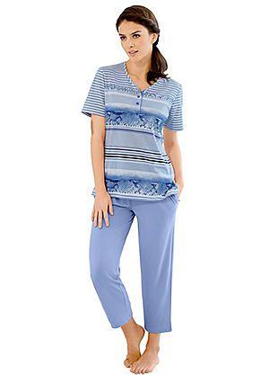 Creation L Short Sleeved Pyjamas #kaleidoscope #nightwear