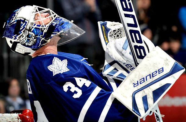 James Reimer, Toronto Maple Leafs