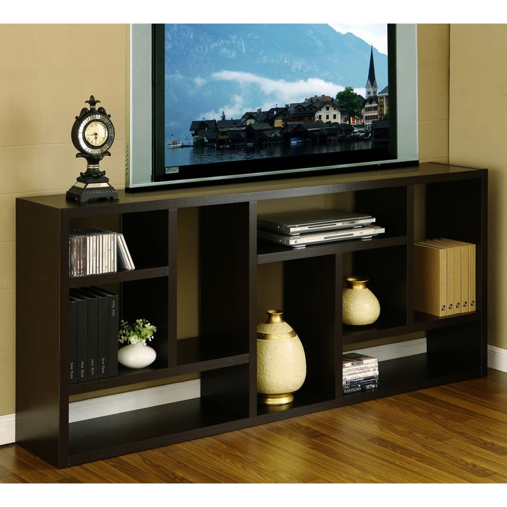 1000 Ideas About Narrow Tv Stand On Pinterest