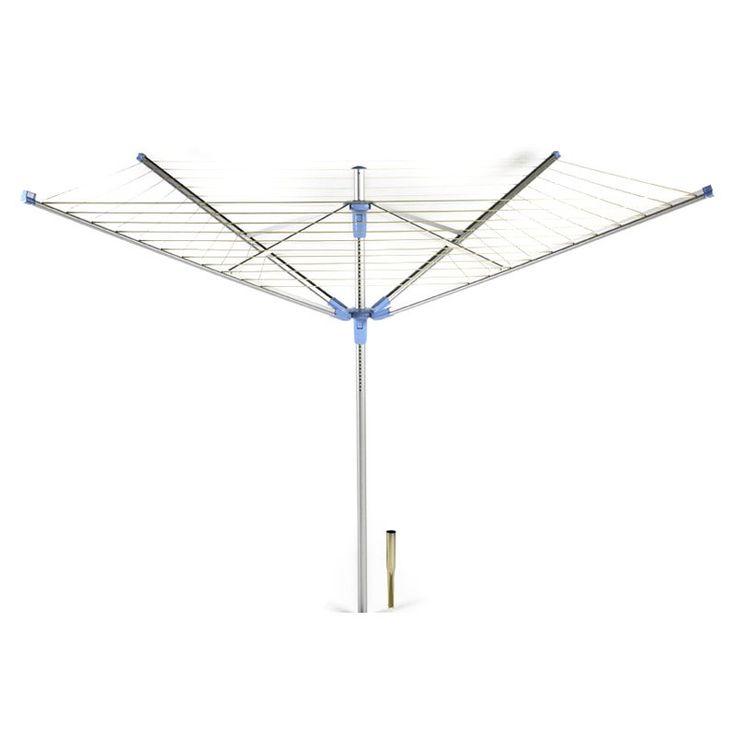 Moerman 88353 11-Line Outdoor Umbrella Clothesline - 88353