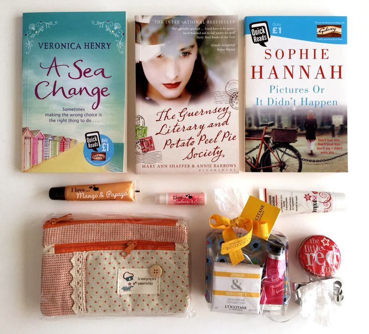 Lavender likes, loves, finds and dreams: Giveaway: Summer Reading and Beauty