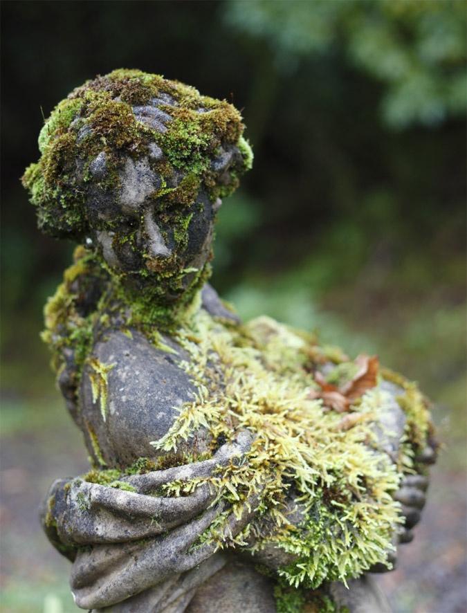 Timeless Garden Goddess