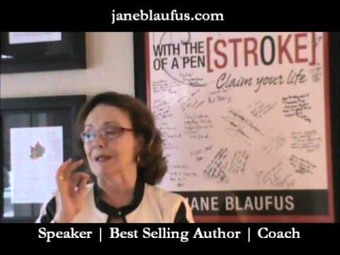 Jane Blaufus - Be Prepared Public Speaking part 3