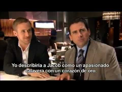 Steve Carell and Ryan Gosling interview on the set of Crazy, Stupid, Love - YouTube