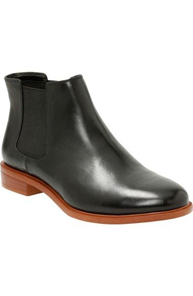 Clarks® 'Taylor Shine' Chelsea Boot (Women) available at #Nordstrom