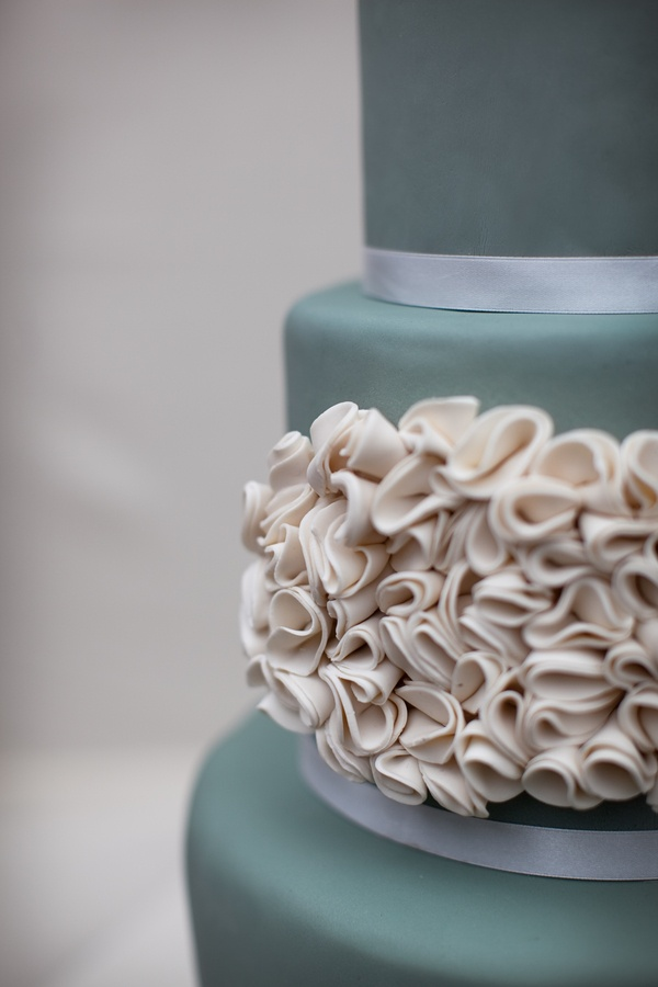 cake ruffles