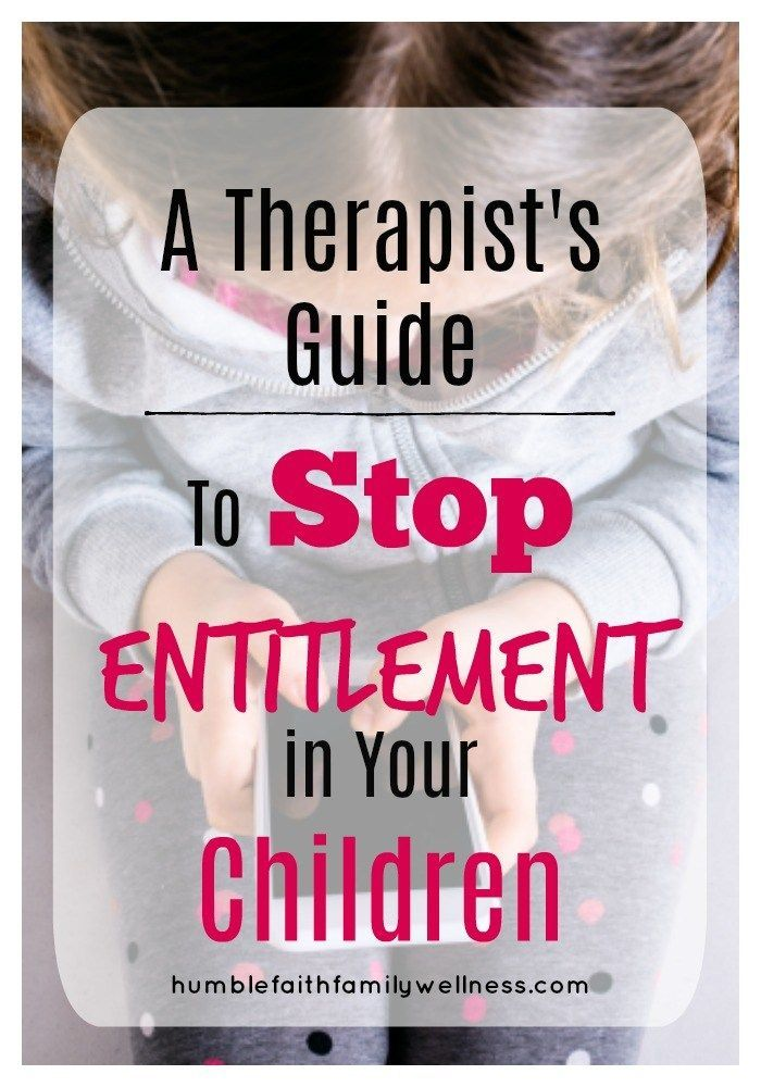 Entitlement has run rampant in our society. Here are ways to parent your child different so that doesn't happen to them! #Parenting #StopEntitlement