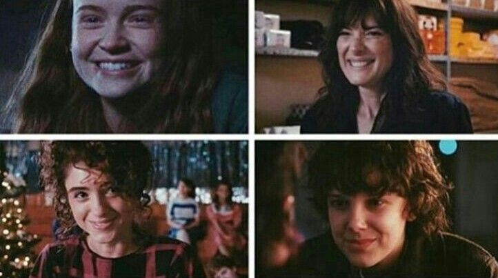 I'm happy seeing them happy
