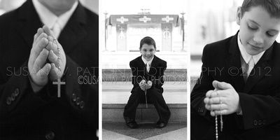 I'm a very big fan of the following: Faith. Family traditions. Beautiful old churches. Sam B. This session combines them all. Congratulations to my little buddy, Sam B. on making his first holy communion soon. Enjoy the sneak peek of images:)