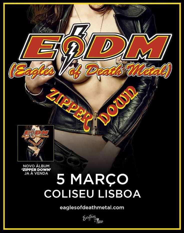 Eagles Of Death Metal - Coliseu dos Recreios, Lisboa, 11/09/16