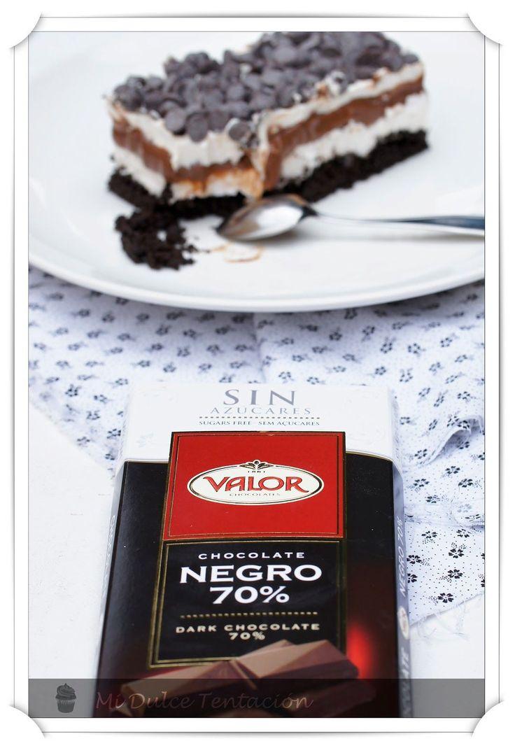 Mi dulce tentación: Lasaña de Chocolate