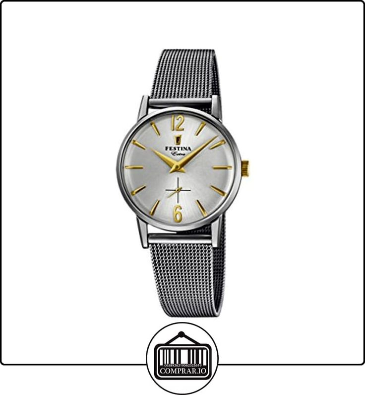 Reloj-Festina-para Mujer-F20258/2 de  ✿ Relojes para hombre - (Gama media/alta) ✿
