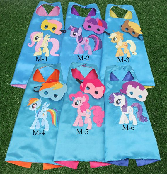 Party Pack 6  My little Pony Birthday Party by SuperPartyEtsy