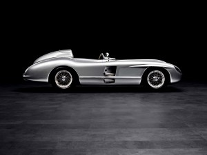 Mercedes - Stirling Moss