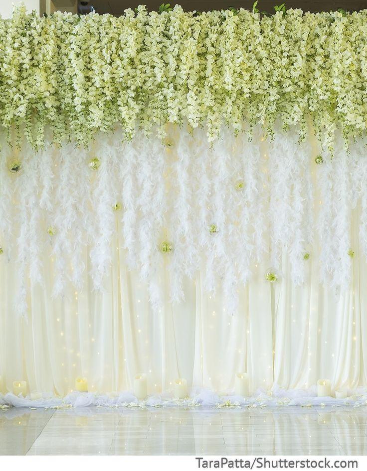 45 besten Blumendekoration für Hochzeit Bilder auf Pinterest