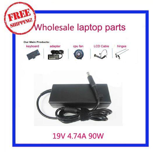 19V 4.74A Universal AC Adapter Battery Charger For HP pavilion DV3 DV4 DV5 DV6 G3000 G5000 G6000 G7000 Free Shipping