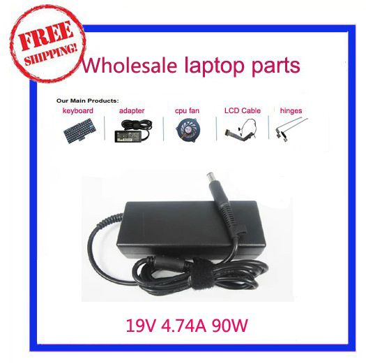 19V 4.74A Universal AC Adapter Battery Charger For HP pavilion DV3 DV4 DV5 DV6 G3000 G5000 G6000 G7000 Free Shipping