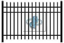 Steel Fence Panels
