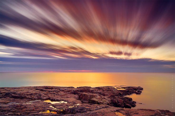 Photo Rödhäll Sunrise 2 by Magnus Larsson on 500px