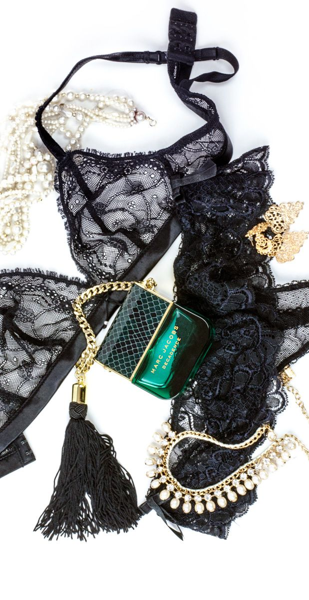 Marc Jacobs Decadence EDP review on stylepeacock.com #perfume #marcjacobs #decadence #edp