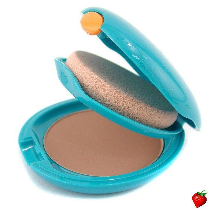 Shiseido Sun Protection Compact Foundation N SPF30 - # SP60 12g #Shiseido #Makeup #CompactFoundation #FREEShipping #StrawberryNET #HolidayGift #HotPick