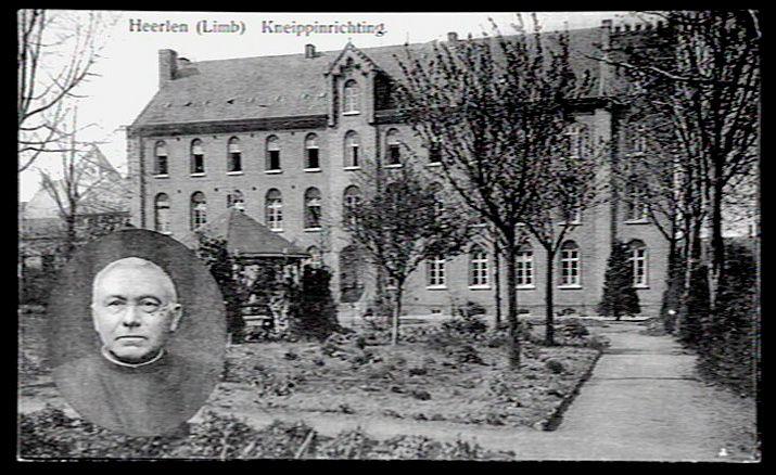 Broeders van de H. Joseph (ca 1917)  Kneippinrichting