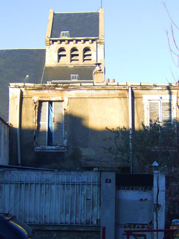 le pré saint gervais : 33, rue Henri Martin