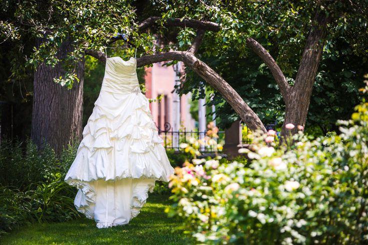 Loveland Wedding Center dress.Photographed by JMGant Photography.