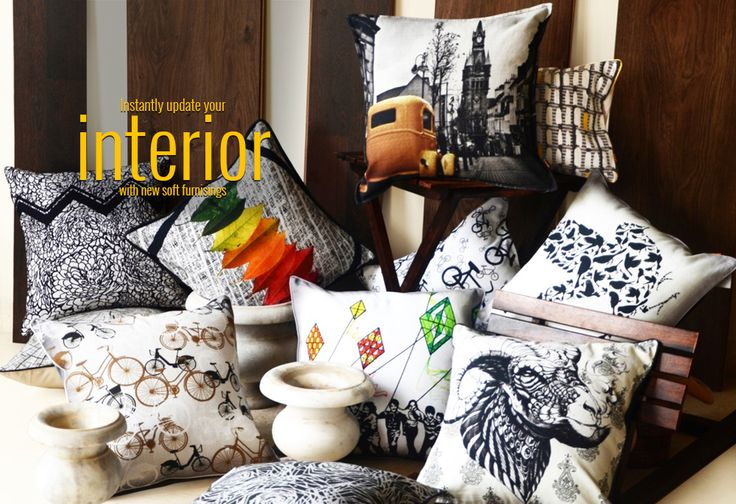 Buy Cushions Online | Cushions for Sale | Decorative Cushions