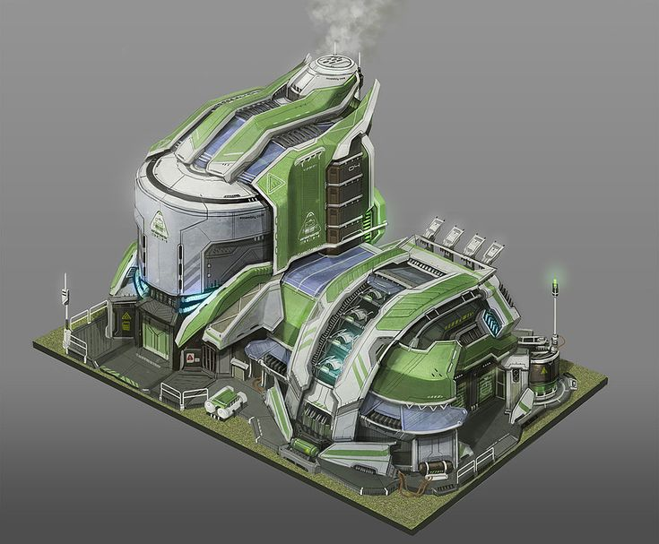 17 best images about sci fi architecture on pinterest for Anno 2070 find architect