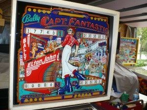 1975 Bally Captain Fantastic | Midwest Pinball | http://mwpinball.com/1975-bally-captain-fantastic-2150/