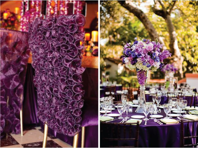 OMG, love these chair covers!!