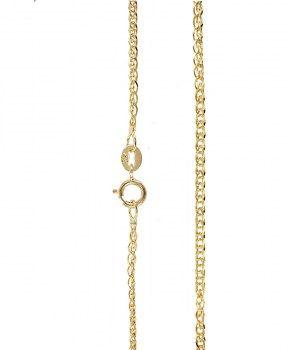 Αλυσίδες : Αλυσίδα χρυσή Κ14-45cm AL131