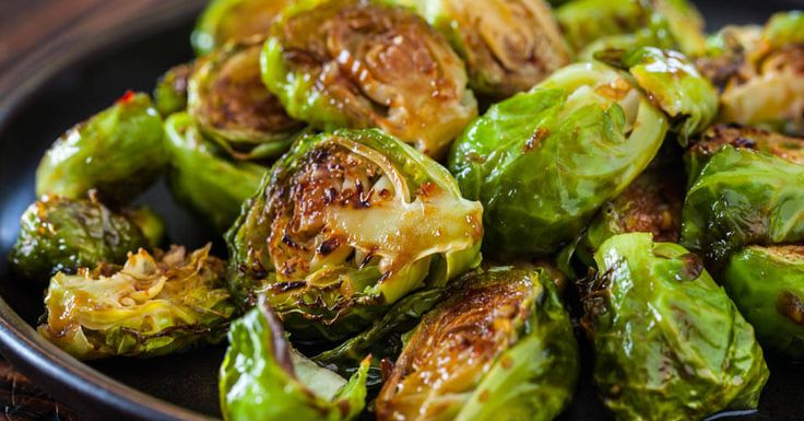 The Popular Sweet Chili Brussels Sprouts Foodies Can't Stop Raving About