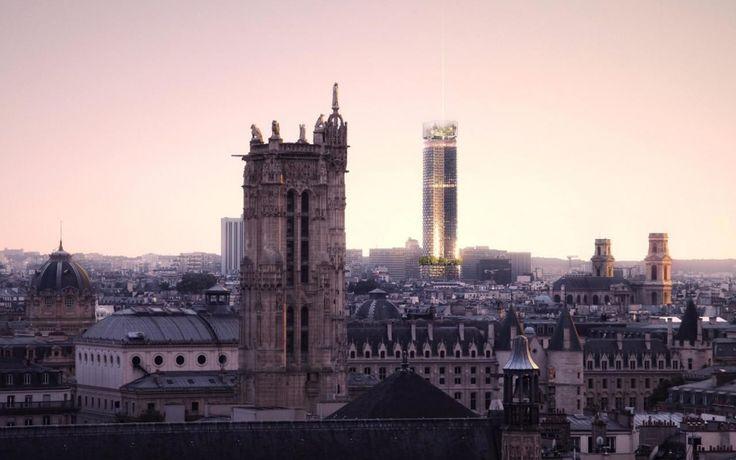 Paris : voici la tour Montparnasse de demain - Le Parisien