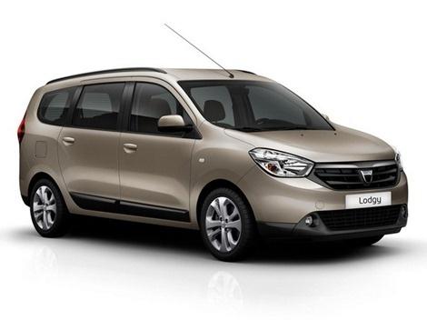 New Dacia MPV