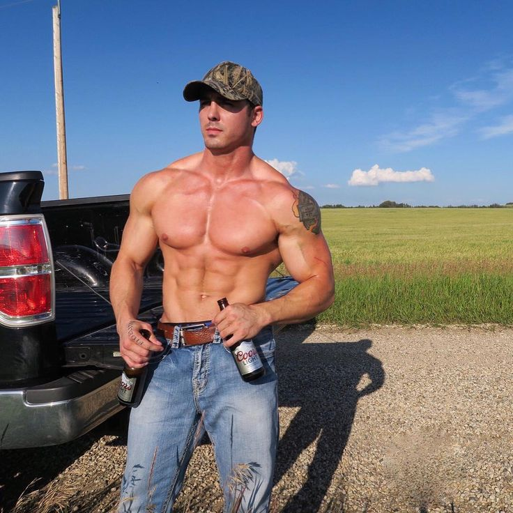 naked hot country guys