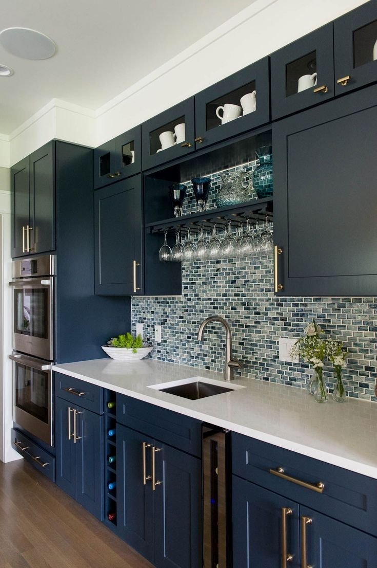 New Kitchen Cabinet Ideas Kitchen Layout Kitchen Design Long Narrow Kitchen