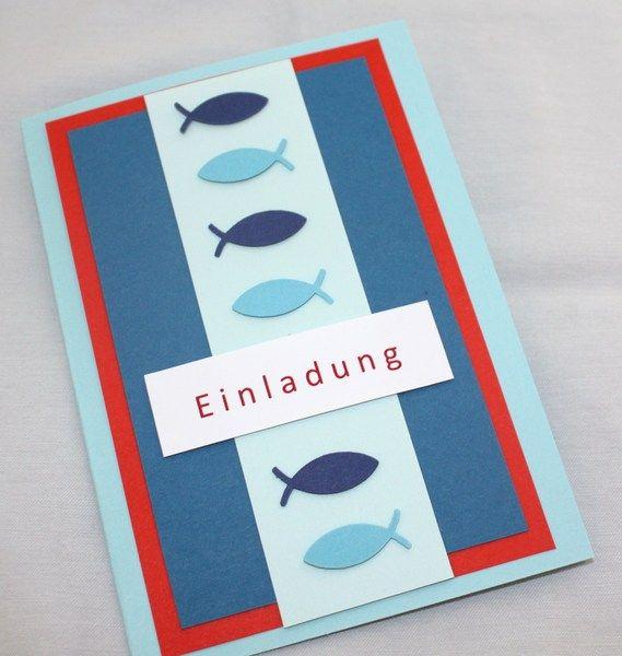Einladungskarte von MeinHERZKLOPFEN auf DaWanda.com
