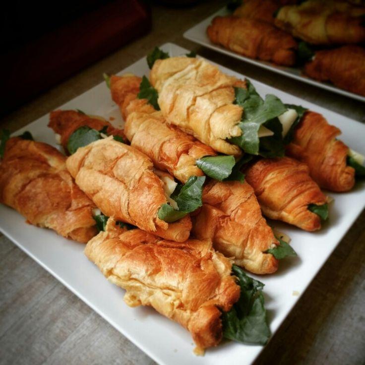 Κρουασάν με αλλαντικά (croissant)