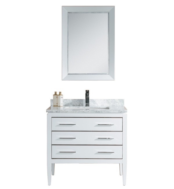 1000 Images About Small Bath Modern Vanities On Pinterest