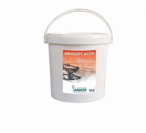 Aniosept Activ 5 kg Polecam innowacyjny preparat sporobójczy na bazie aktywnego tlenu do dezynfekcji i mycia narzędzi chirurgicznych oraz innych wyrobów medycznych, w tym endoskopów.