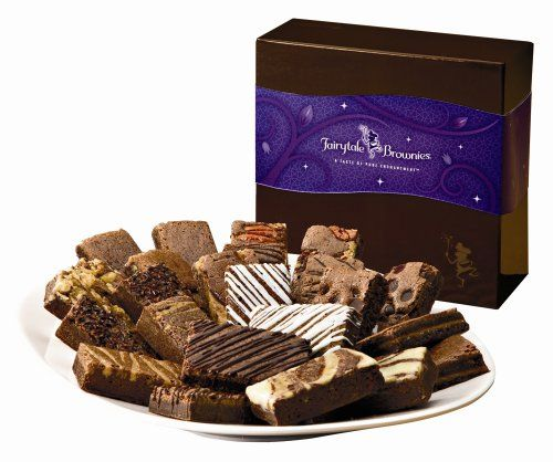 Fairytale Brownies Fairytale Sprite 24 Gift Box - http://mygourmetgifts.com/fairytale-brownies-fairytale-sprite-24-gift-box/