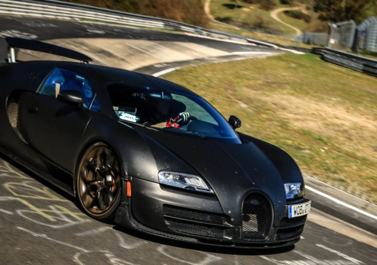 2018 Bugatti Chiron Bugatti Chiron Pony Car Bugatti