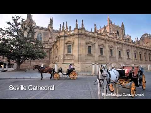 Best of Seville, Spain - A Travel Video