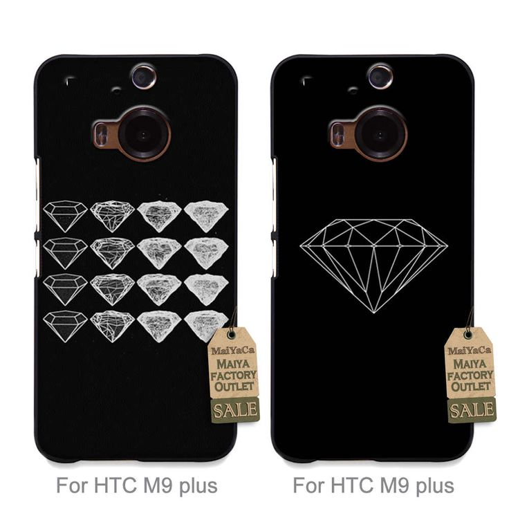 >> Click to Buy << Classic image paintings cover couple mobile phone case For case HTC One m9 plus  White Love dimond crystal(3) #Affiliate
