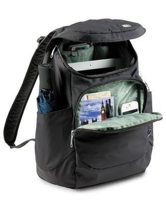 SlingSafe 300 GII Backpack | Magellans Travel Supplies- taking this for my trip to China (great safety features for when in crowds!)