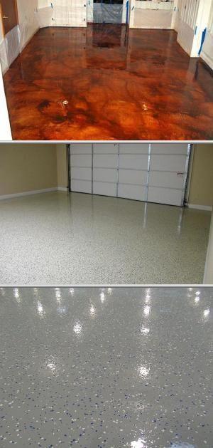 Resinous flooring cost gurus floor for Cost to level garage floor