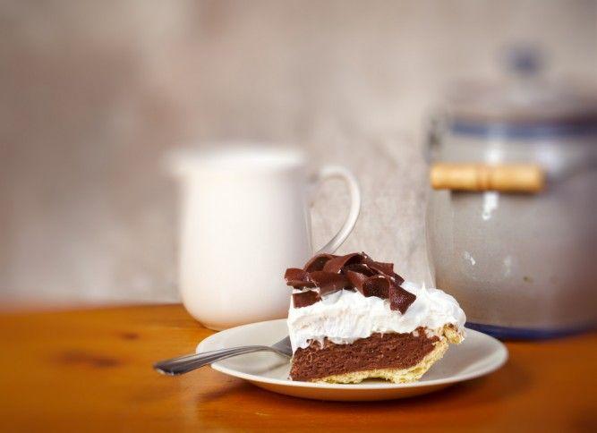 Tarta de ciocolata Mississippi